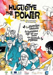 huguette The Power affiche documentaire